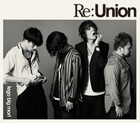 3rd album「Re:Union」